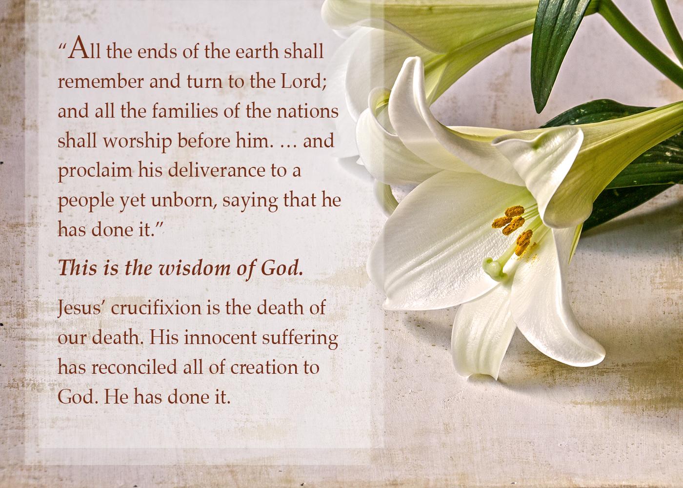 Joyous Easter!